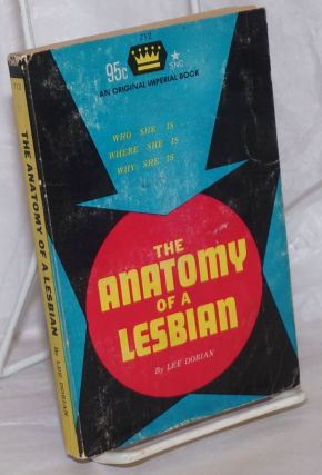 The Anatomy of a Lesbian. Lee Dorian