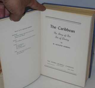 The Caribbean; the story of our sea of destiny