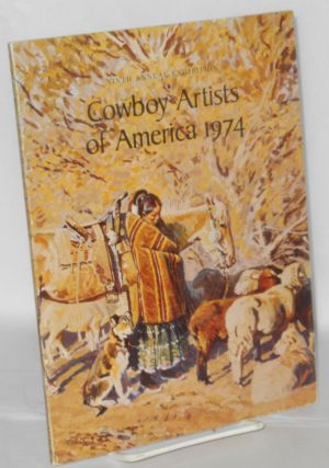Ninth Annual Exhibition Cowboy Artists of America 1974