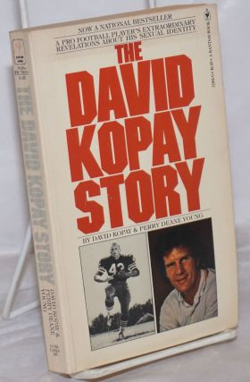 The David Kopay Story: an extraordinary self-revelation. David Kopay, Perry Deane Young