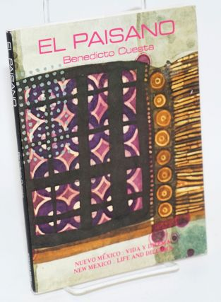 El paisano; illustrations by Eliseo Rodriguez, cover by Daniel Stevens. Benedicto Cuesta