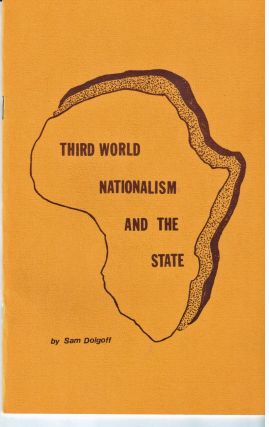 Third world nationalism and the state