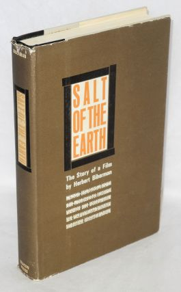 Salt of the earth; the story of a film. Herbert Biberman