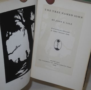 The tree named John; with twenty-two silhouettes by Joseph Cranston Jones