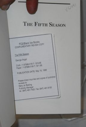 The fifth season; stories