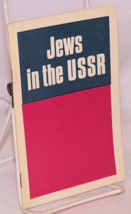 Jews in the USSR a collection of articles