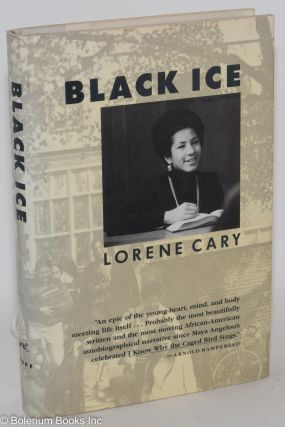 Black ice. Lorene Cary.