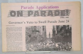 On parade! April 1984