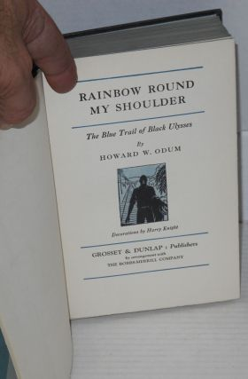 Rainbow round my shoulder; the blue trail of the black Ulysses, decorations by Harry Knight