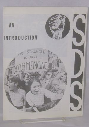 An introduction. Students for a. Democratic Society