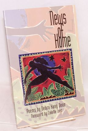 News of home; poems, foreword by Colette Inez