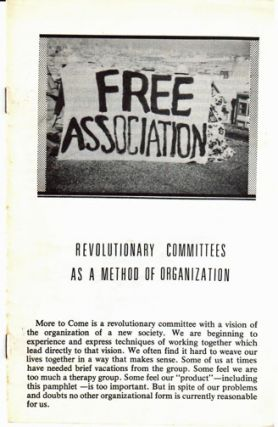 Revolutionary committees as a method of organization