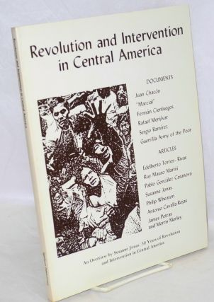 Revolution and intervention in Central America. Marlene Dixon, ed Susanne Jonas
