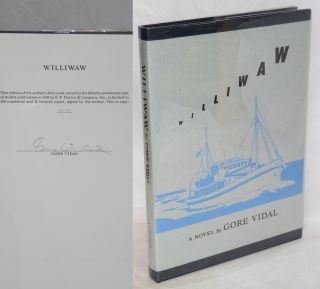Williwaw; a novel. Gore Vidal