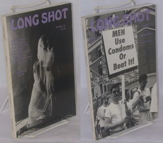 Long Shot: AIDS in America; & Underground fiction; special issue, vol. 10, 1990, bound together...