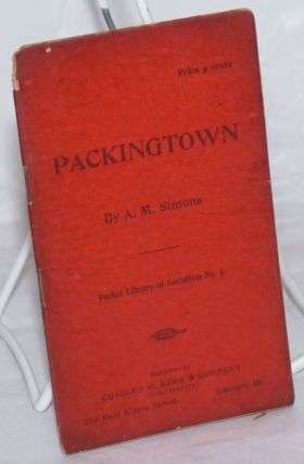 Packingtown. Algie Martin Simons