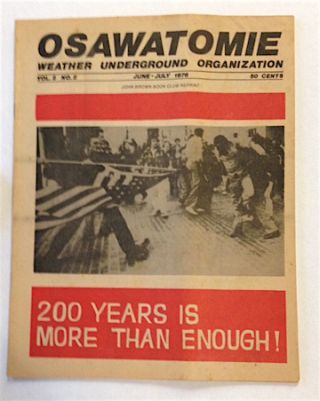Osawatomie, vol. 2, no. 2, June-July 1976