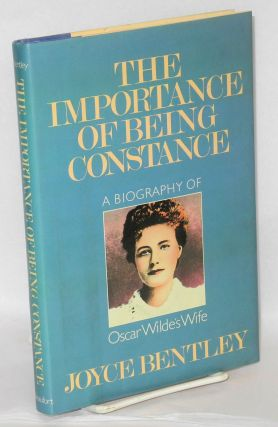 The Importance of Being Constance. Joyce Bentley
