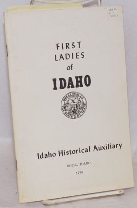 First ladies of Idaho