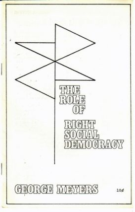 The role of right social democracy