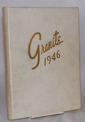 Granite 1946. yearbook