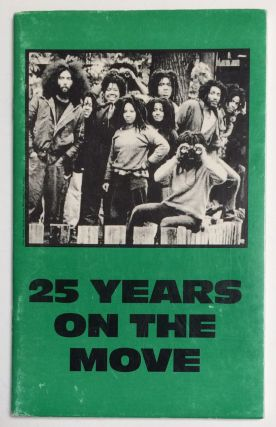 "25 years on the MOVE a revised, updated and expanded edition of the 1991 publication, ""20 years..."