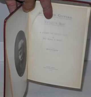 Alexander Gifford or Vi'let's boy; a story of Negro life, illustrated