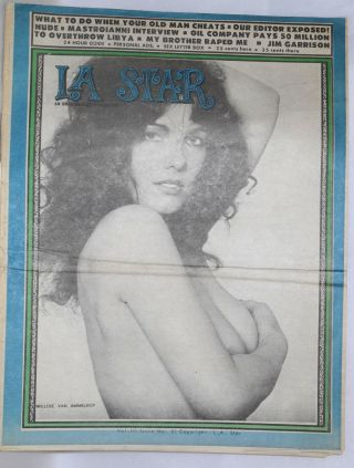 """The framing of Jim Garrison"" [in] LA Star an unauthorized newspaper vol. III nos. 51 & 52 [two..."