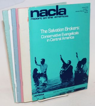 NACLA Report on the Americas: formerly NACLA'S Latin America and empire report (originally NACLA...