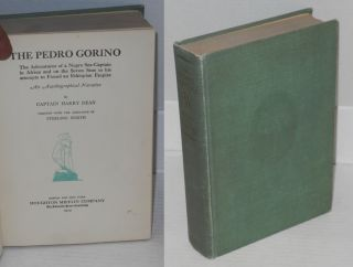 The Pedro Gorino; the adventures of a Negro sea-captain in Africa and on the Seven Seas in his...
