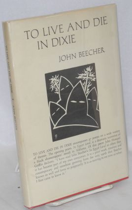 To live and die in Dixie. John Beecher
