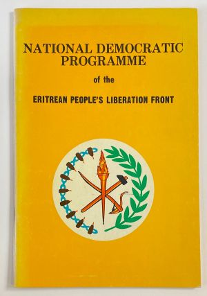 National Democratic Programme of the Eritrean People's Liberation Front