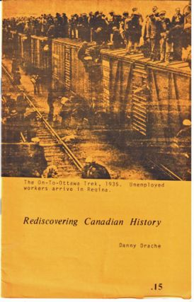 Rediscovering Canadian history