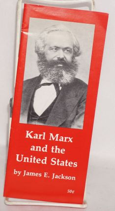 Karl Marx and the United States