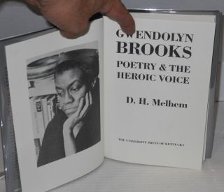 Gwendolyn Brooks; poetry and the heroic voice