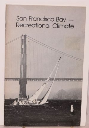 San Francisco Bay - recreational climate