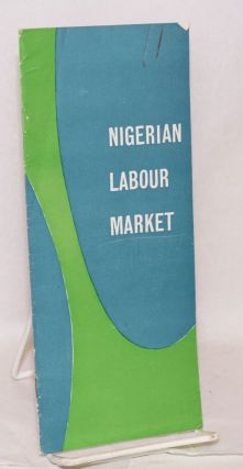 The Nigerian labour market