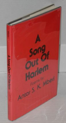 A song out of Harlem; poems