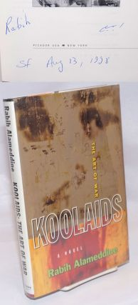KoolAIDS; the art of war [signed]. Rabih Alameddine