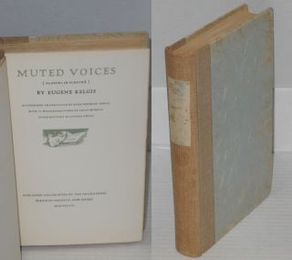 Muted voices [Glasuri in Surdina]. Authorized translation by Rose Freeman-Ishill with 34 Wood...
