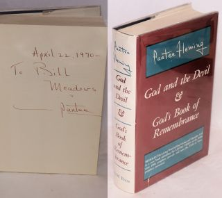 God and the devil; & God's book of remembrance; two books published in one volume. Partee Fleming