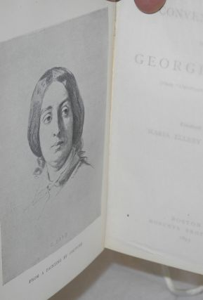 Convent life of George Sand: from L'histoire de ma vie