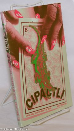 Cipactli: Winter/Spring 1995; special double issue/literature and art edition