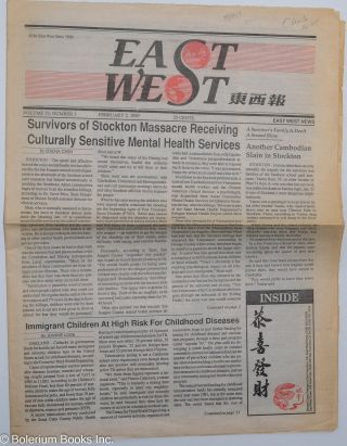 East West news: volume 23, number 5, February 2, 1989