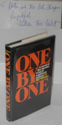 One by one. Bill Webster