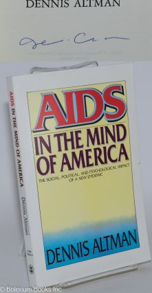 AIDS in the mind of America (cover subtitle; the social, political, and psychological impact of a...